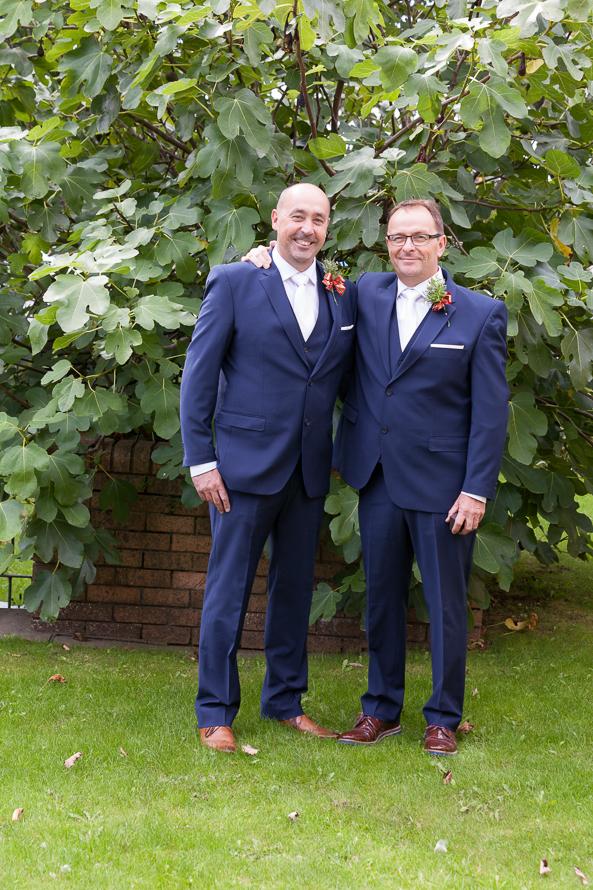Fairways Hotel Porthcawl  Wedding Photography