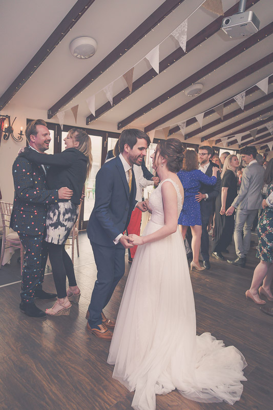 The Barn at west farm, Southendown wedding photography