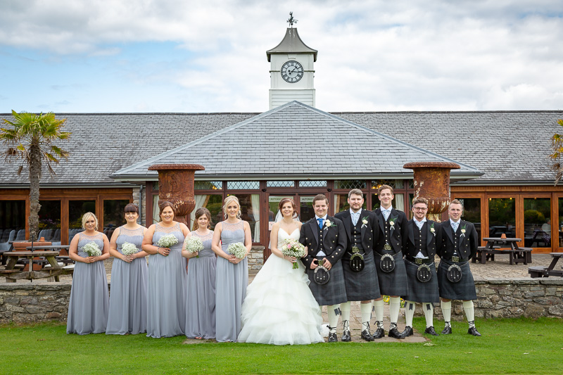 Cottrell Park Wedding photography south wales Dave Holdham Photography