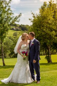 The marquee Ridgeway wedding photography